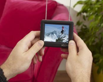 Télé portative de poche