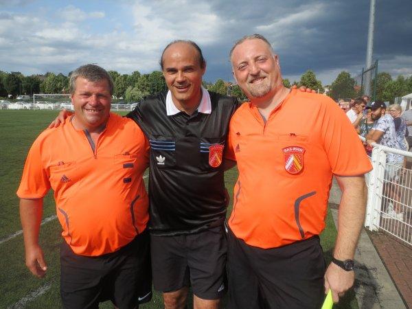 29&30 / 07/ 20017 : Tournoi du Kochersberg : Truchtersheim - Schnersheim 0-0 et Quatzenheim - Willgotheim 1-0
