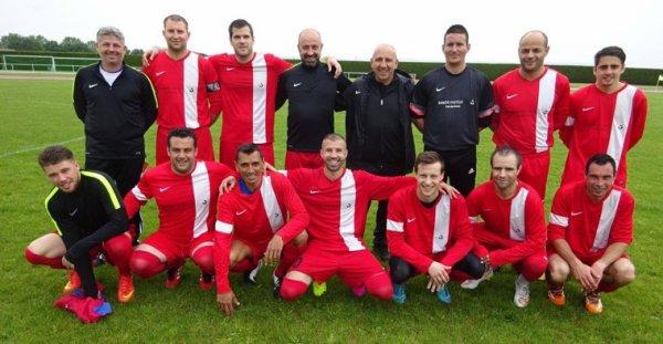 Le FC Sanofi Pasteur