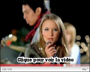 _  Clipographie d'Emily Osment . Vous préferez quel clip et quel chanson ? _