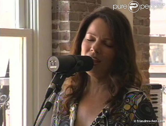 Fran dans la chanson