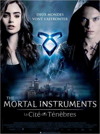 Deuxième article: The mortal instruments, La cité des ténèbres