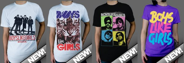 Nouveau T-shirts du groupe !