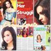 Hello les gens ! sa va ?!! Voici de nouveaux scans de Demi Lovato dans l' édition du 22 Novembre du magazine People.