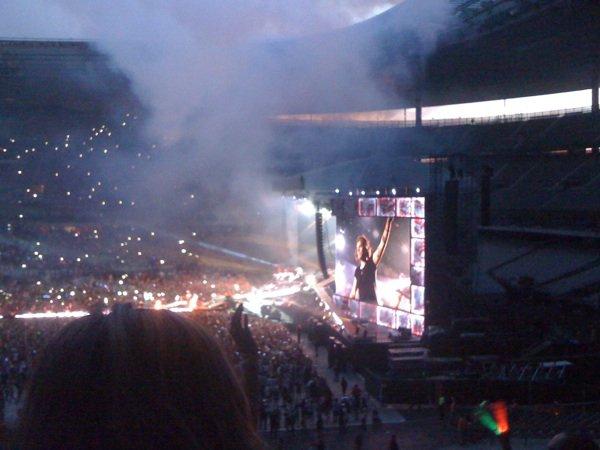 """Stade de France ils ont assuré c'était énorme !!! """"One Direction"""""""