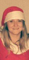 En mère Noël