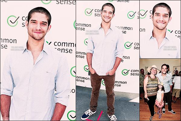 21/09/14 : Tyler était présent lors des GameOn 2014 qui se sont déroulées à Los Angeles !