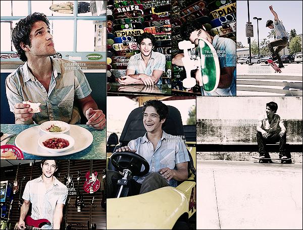 .• • Découvrez/redécouvrez un photoshoot de Tyler datant de l'année 2011 !