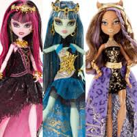nouvelle monster high !! WISHES