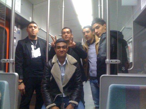 Emilio,Erol,Robert,Emran & Me
