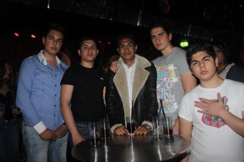 Sali,Melvin,Ich,Ali & Mondi