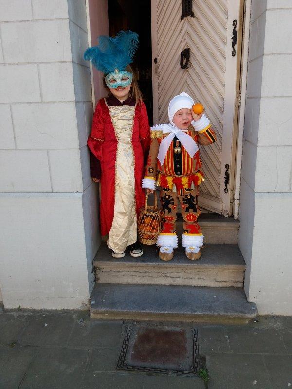 carnaval la louviere 2017