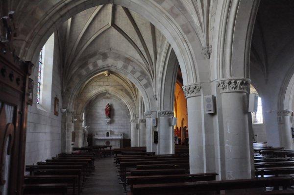 Vendredi 21 juin 2019 : Pannecé et son église