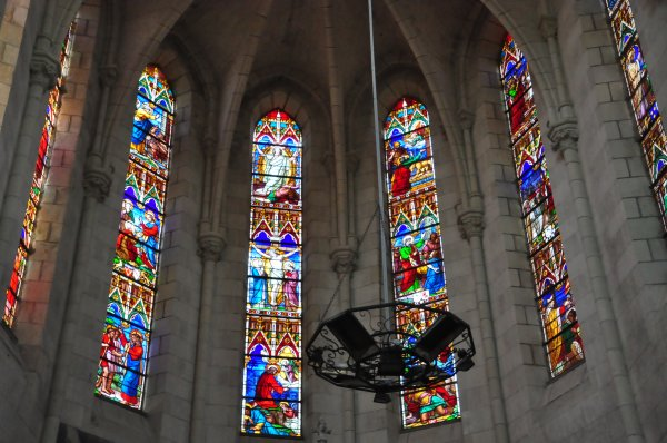Mardi 25 juin 2019 : Couffé (1) lieu de naissance de François Athanase de Charette de la Contrie
