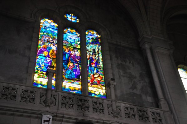 Lundi 01 juillet 2019 : Notre Dame de la Millerais (1)