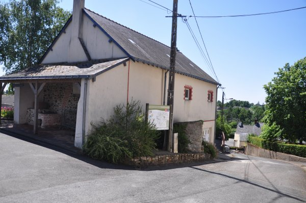 Jeudi 04 juillet : La Rouxière (1)