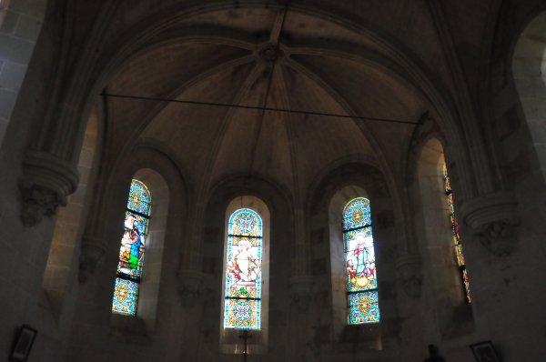 Jeudi 04 juillet 2019 : Maumusson (1) et la chapelle des prêtres