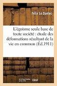 Lecture en mai 2020 : Félix LE DANTEC (4)