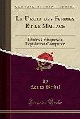 Lecture en juin 2020 : Louis BRIDEL (1)