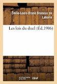 Lecture en octobre 2020 : Emile-Louis-Bruno BRUNEAU DE LABORIE (6)