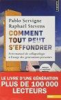 Lecture en juin 2021 : Pablo SERVIGNE & Raphaël STEVENS (9)