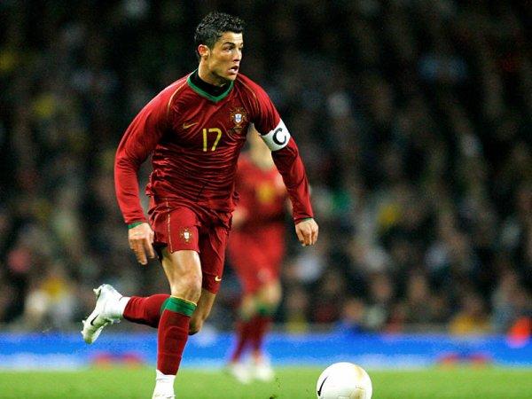 palmarès avec le Portugal