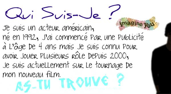 #~ Rubrique Jeu ~#