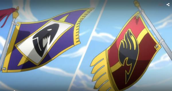 saberthood vs fairy tail