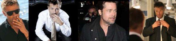 Sosie de Brad Pitt