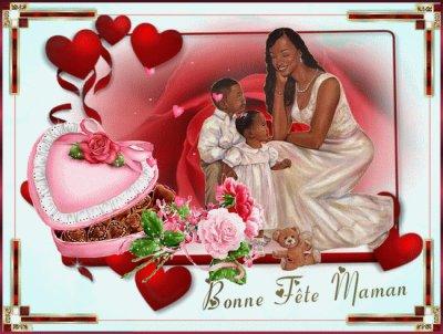 Ma petite maman chérie au paradis des anges