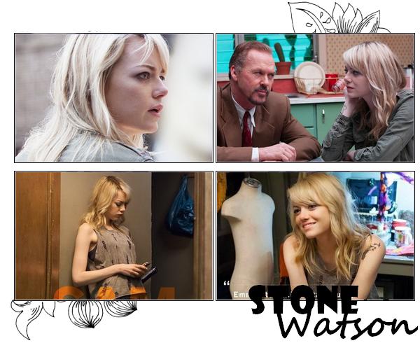 Nouveau poster de Birdman nouveau film d'Emma Stone + nouveaux stills