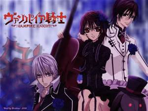 Vampire Knight [Anime et Scan]