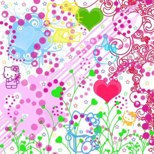 Combien Hello Kitty voyait vous ?
