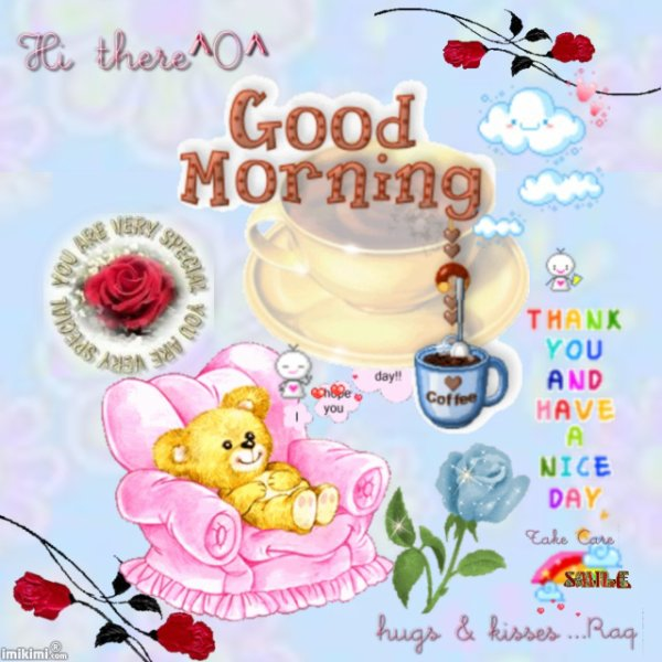 Good Morning tous le monde