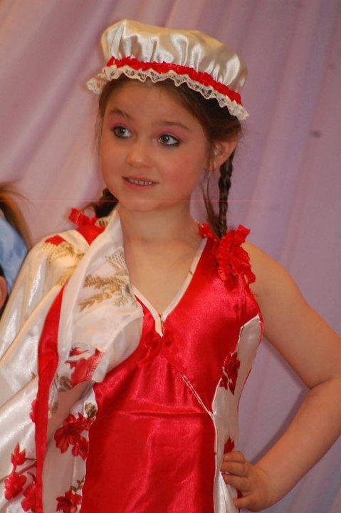 laura miss pyjama a raimbeaucourt le 26.3.2011