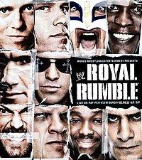 Résultat du Royal Rumble