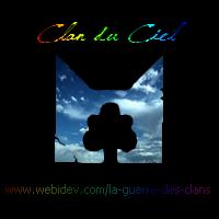 Clan du ciel (je sais il existe déjà^^')