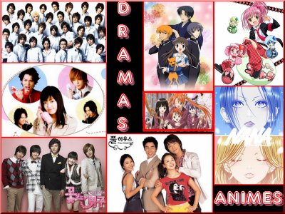 Dramas/Animes terminés et en cours!!!