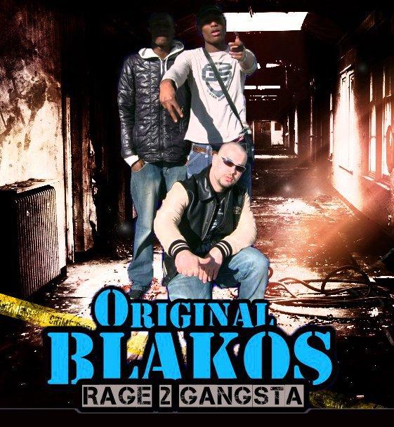 """O.B.S """" RAGE 2 GANSTA """" street album ( 2009 )"""