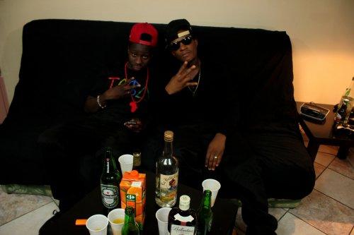 VeRy-T Feat WaR-L - Pas la peine de Nier [ Ghetto Black Music ] (2014)