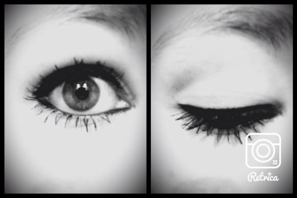 Mes yeux ..
