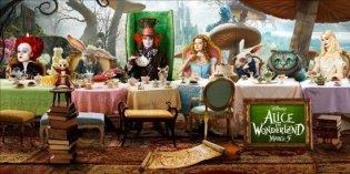 Alice aux pays des merveilles (Vu avec juju)