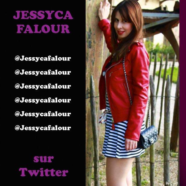 Twitter de Jessyca Falour (@Jessycafalour)