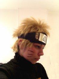 Avancement cosplay Février 2011 - Naruto Uzumaki