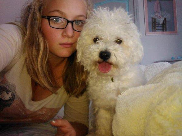 Mon chien & moi..