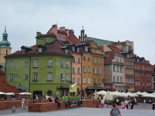 pologne: Varsovie