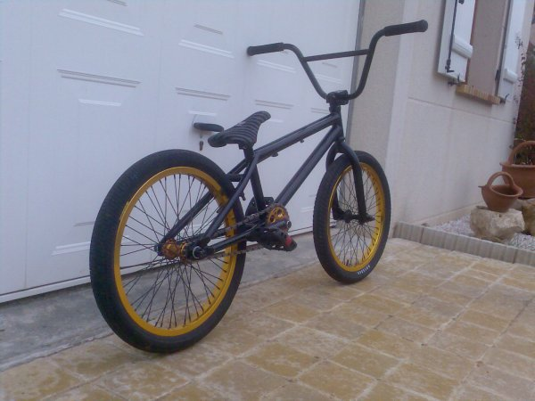 roue bmx eastern