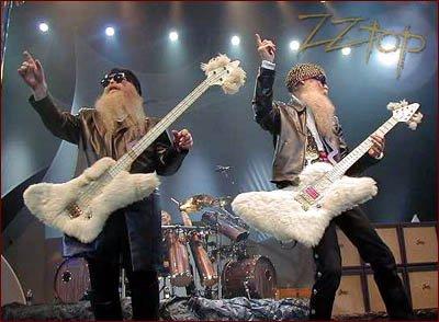 ZZ top bercy 17.10.2010