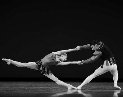 Balanchine & Le Néo-classique.