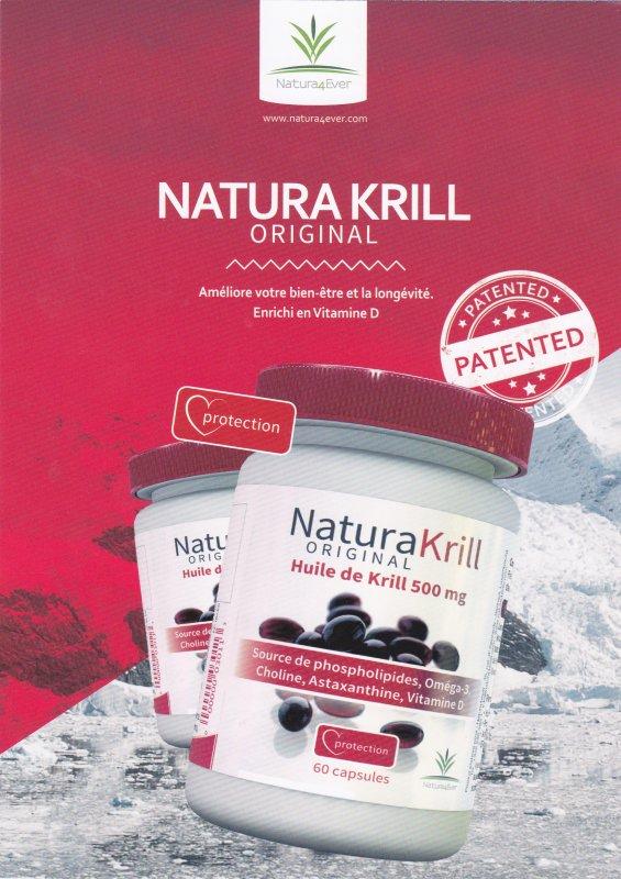 Natura Krill ( Oméga 3 )